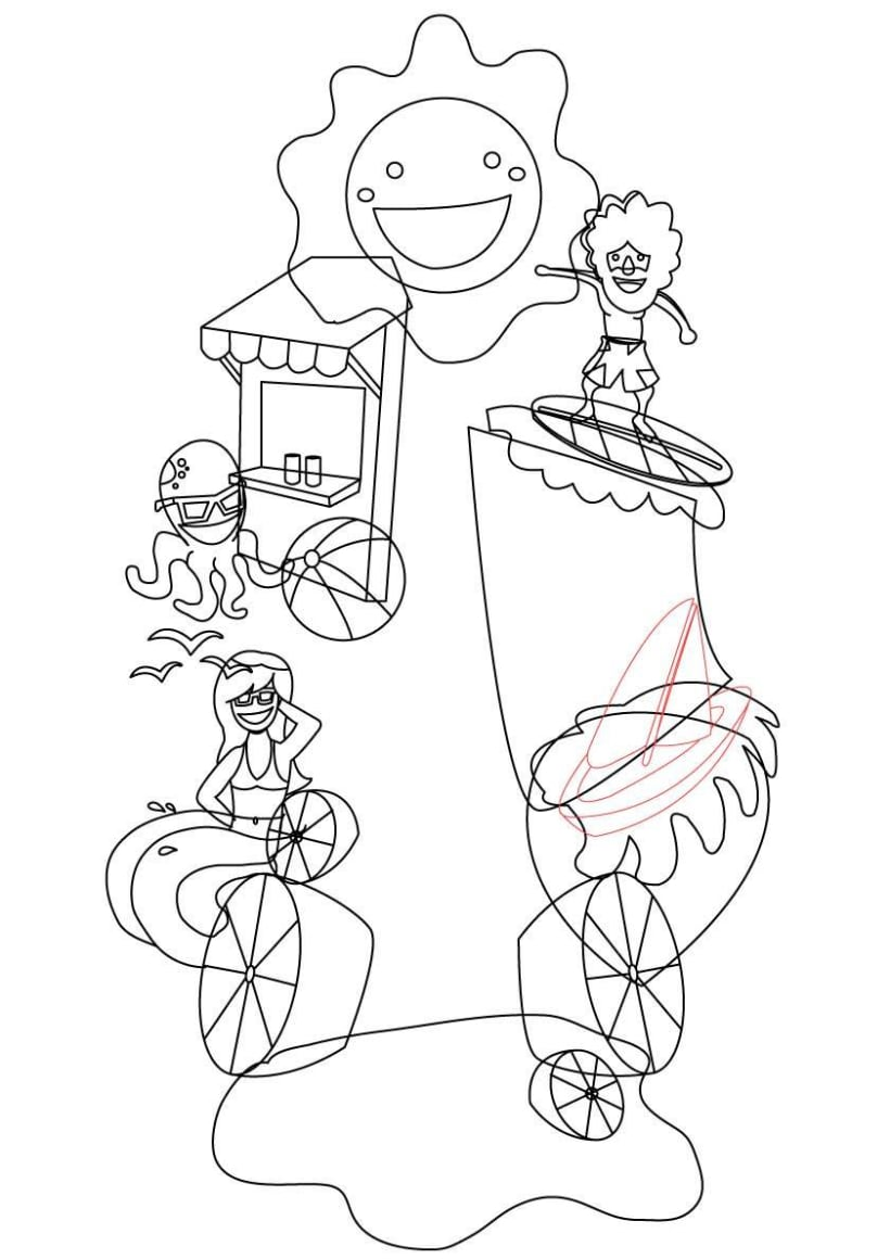 Mi Proyecto del curso Ilustración exprés con Illustrator y Photoshop Lucas Alves 1