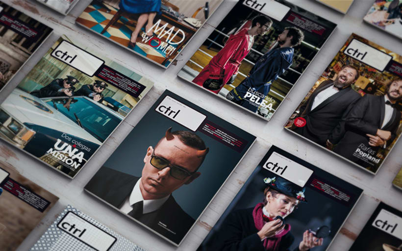 Ctrl Magazine 0