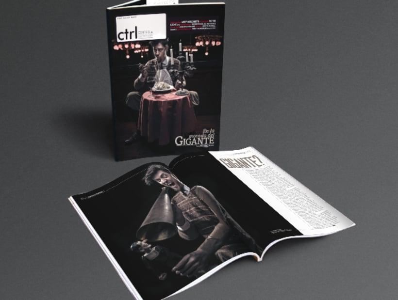 Ctrl Magazine 1