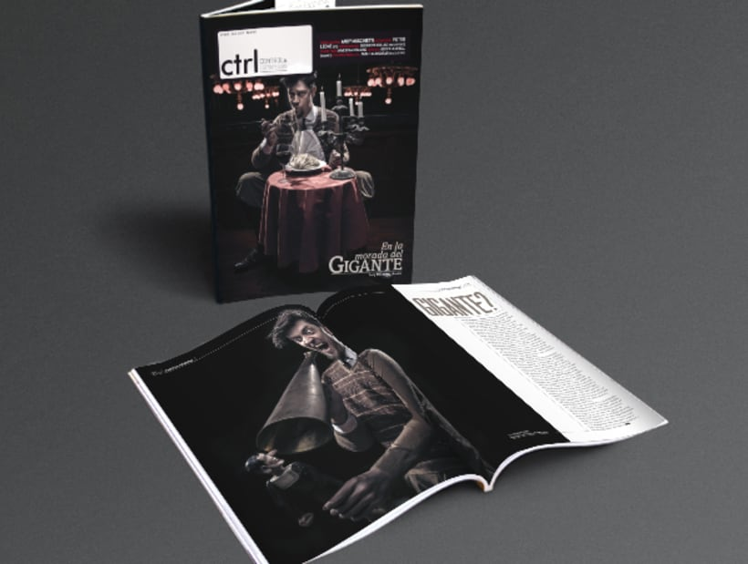 Ctrl Magazine 5