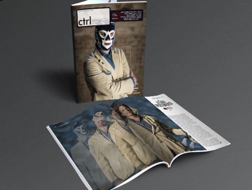 Ctrl Magazine 6