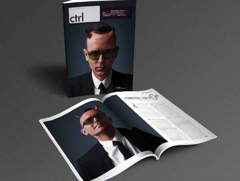 Ctrl Magazine 8