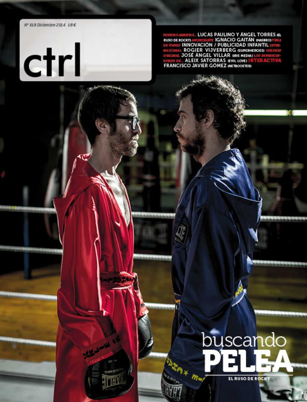 Ctrl Magazine 15