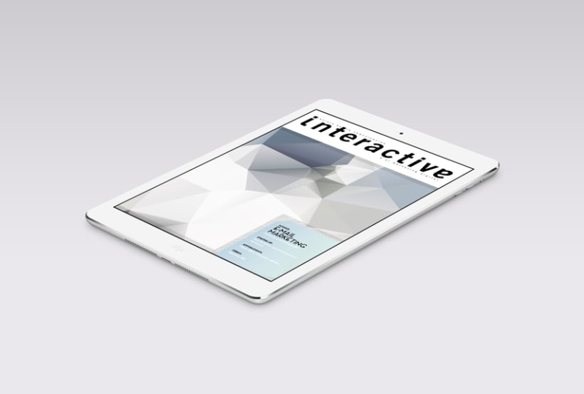 Interactiva tablet magazine 1