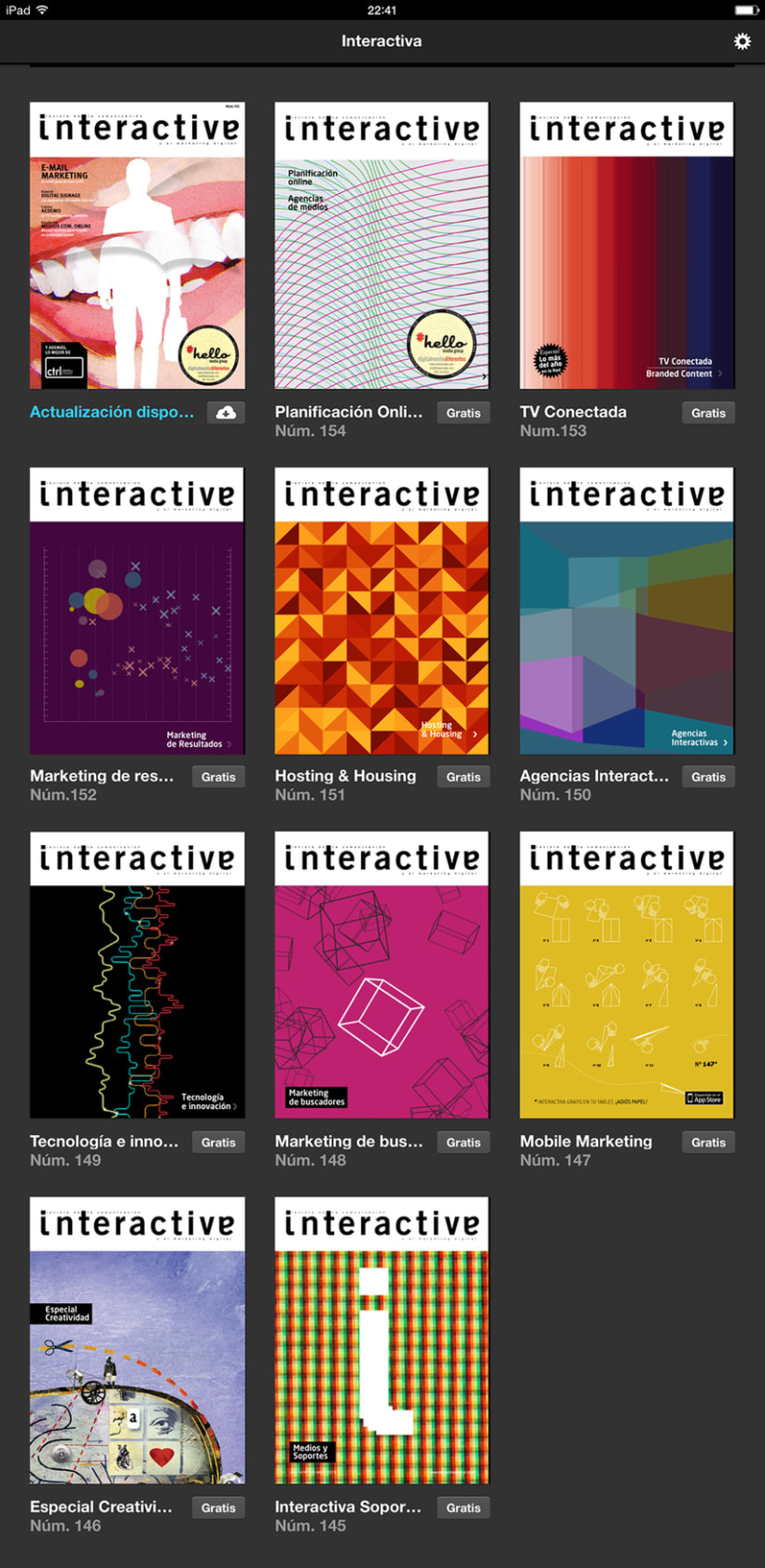 Interactiva tablet magazine 12