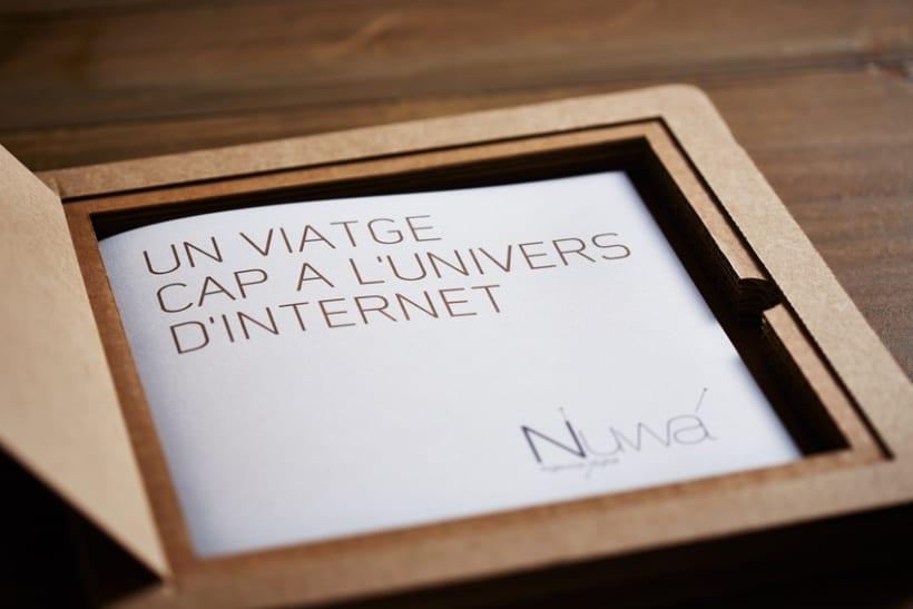 NUWA · Obsequio cliente finalización de proyecto web 1