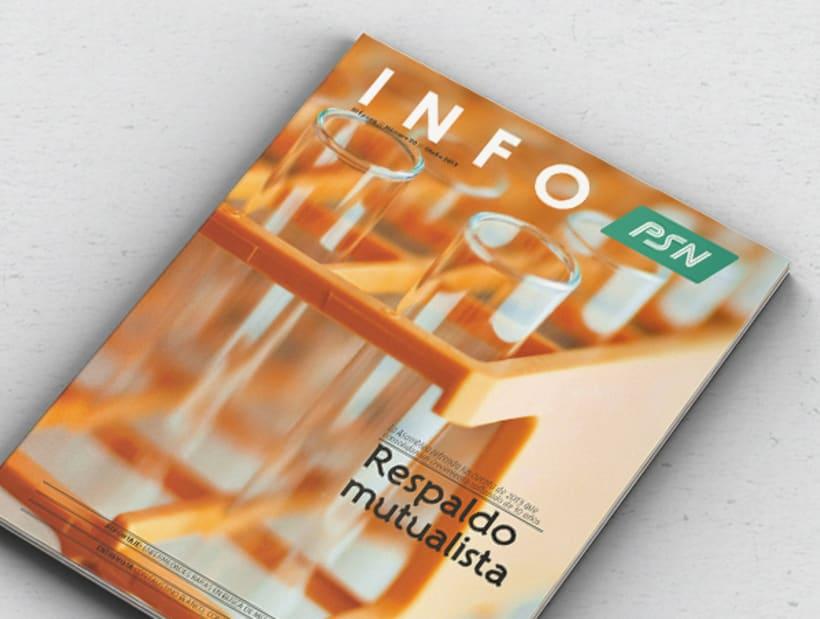 INFO PSN Magazine 0