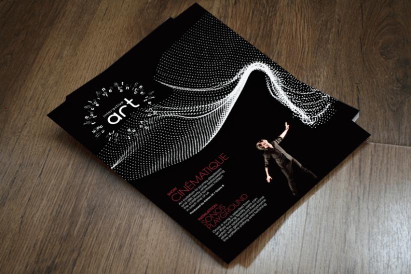 Diseño de Revista - concepto, logo, portada y indicé  0
