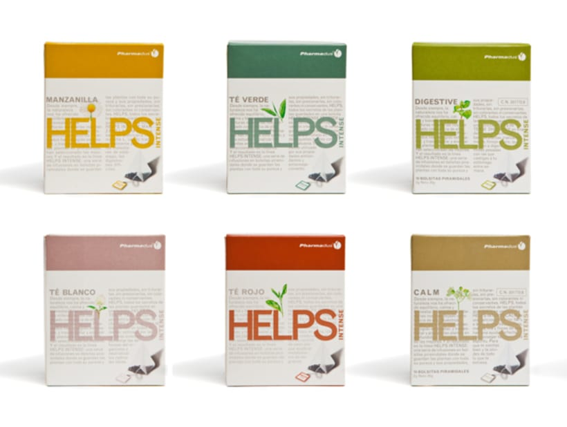 Helps - medicinal teas 0