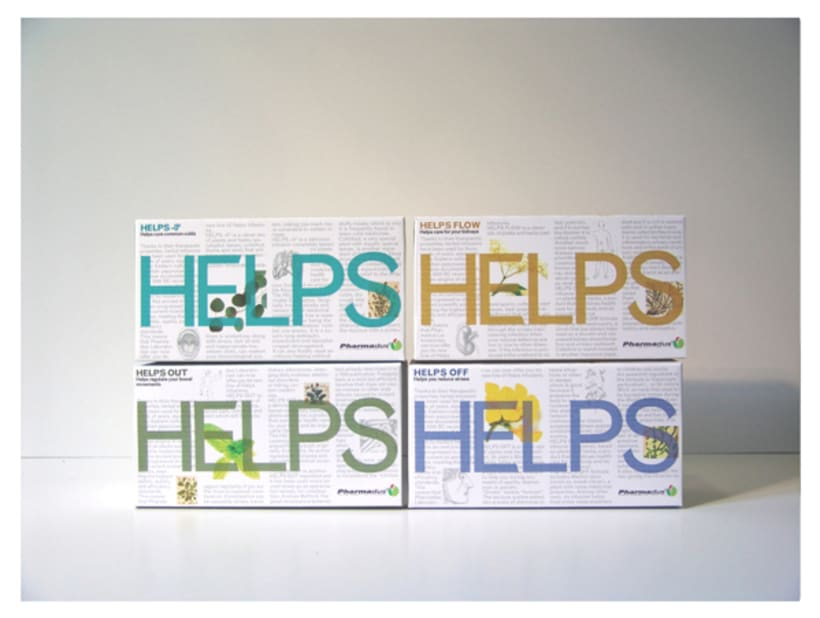 Helps - medicinal teas 2
