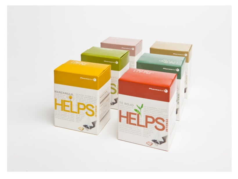 Helps - medicinal teas 1