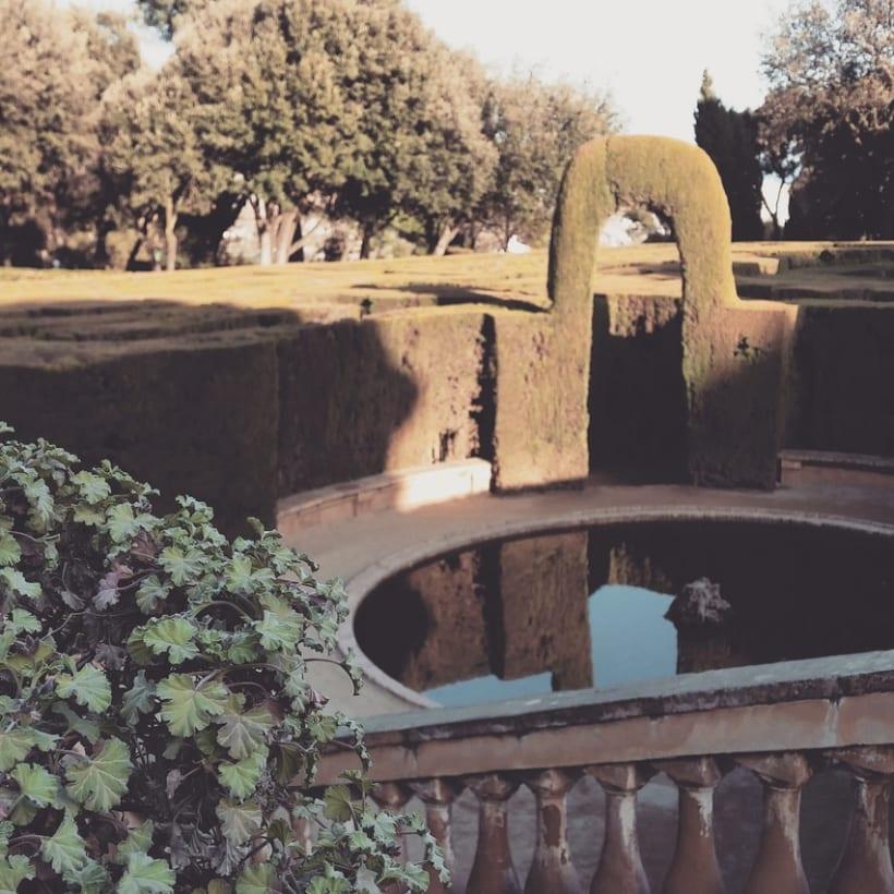 The romantic garden 13