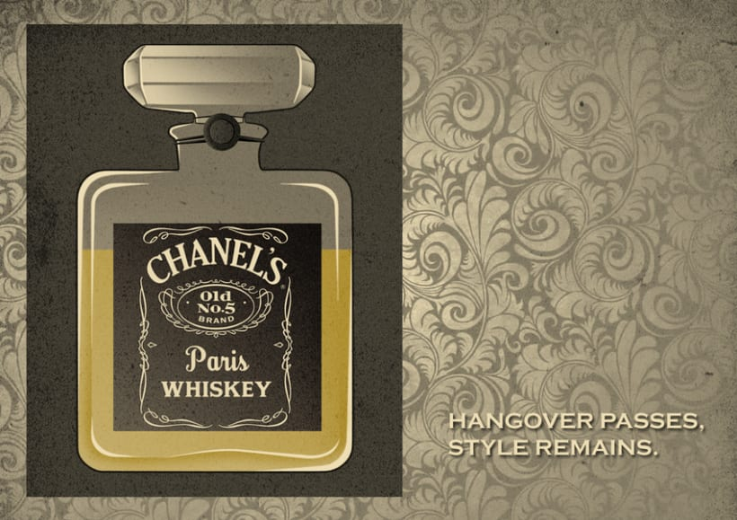 Branding Mashup - Chanel & Jack Daniel's 0