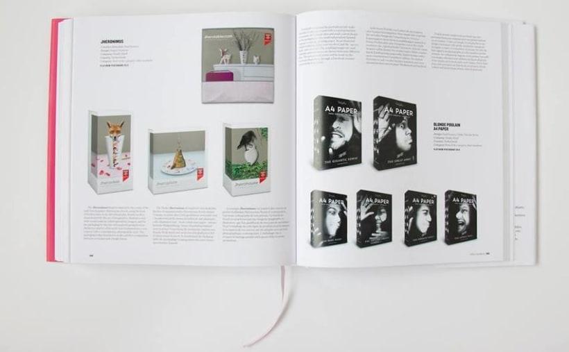 A4 Paper Packaging *Pentawards Platinum 5