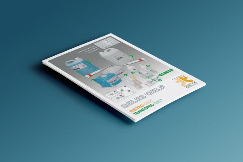 Diseño folletos Comercial 2