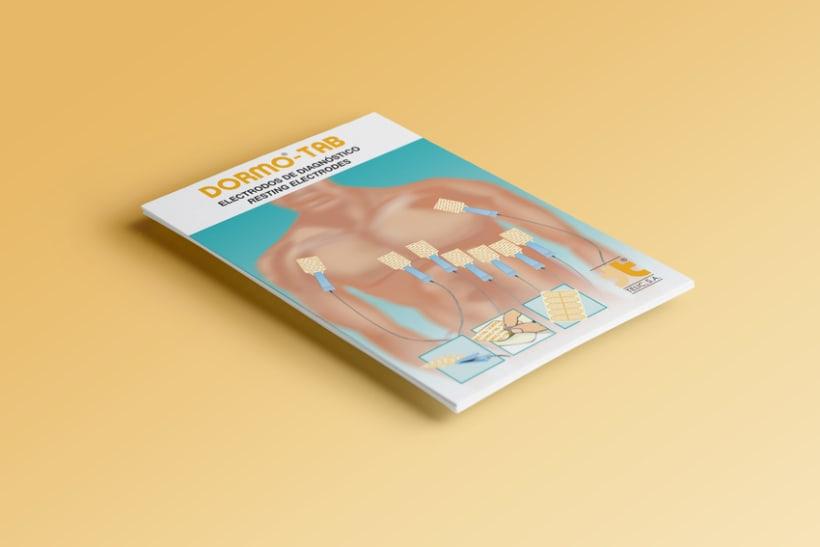 Diseño folletos Comercial 3
