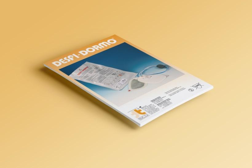 Diseño folletos Comercial 5