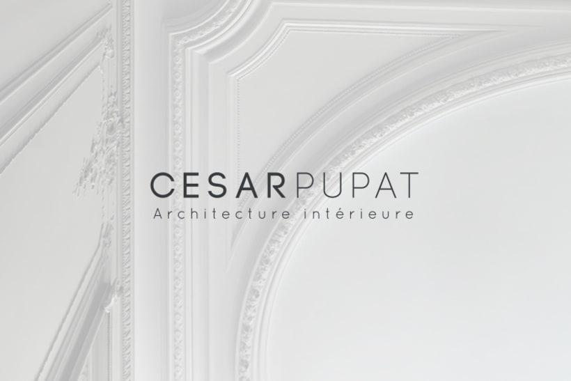 Cesar Pupat - Architecture intérieure 0
