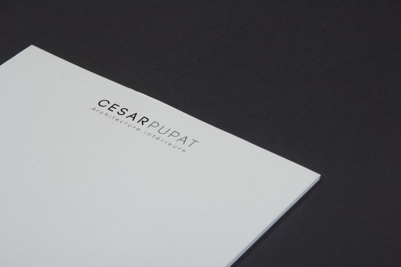 Cesar Pupat - Architecture intérieure 4