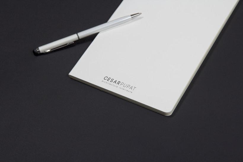Cesar Pupat - Architecture intérieure 2