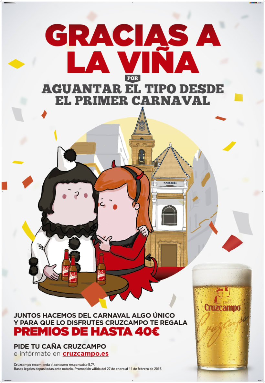 Carnaval Cruzcampo 4