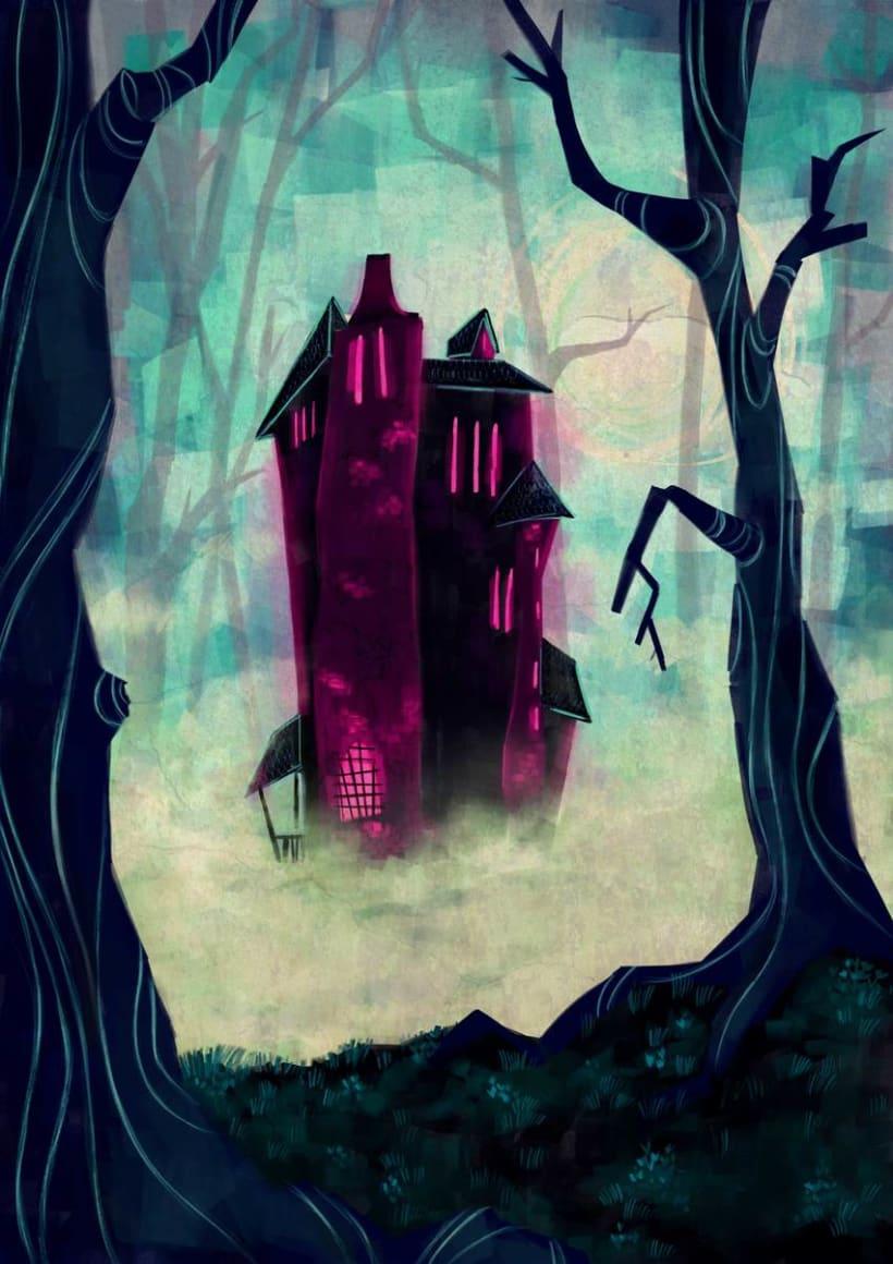 Casa encantada -1