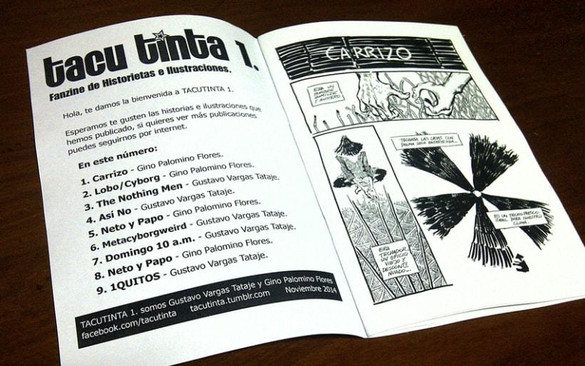 Fanzine TACUTINTA 2