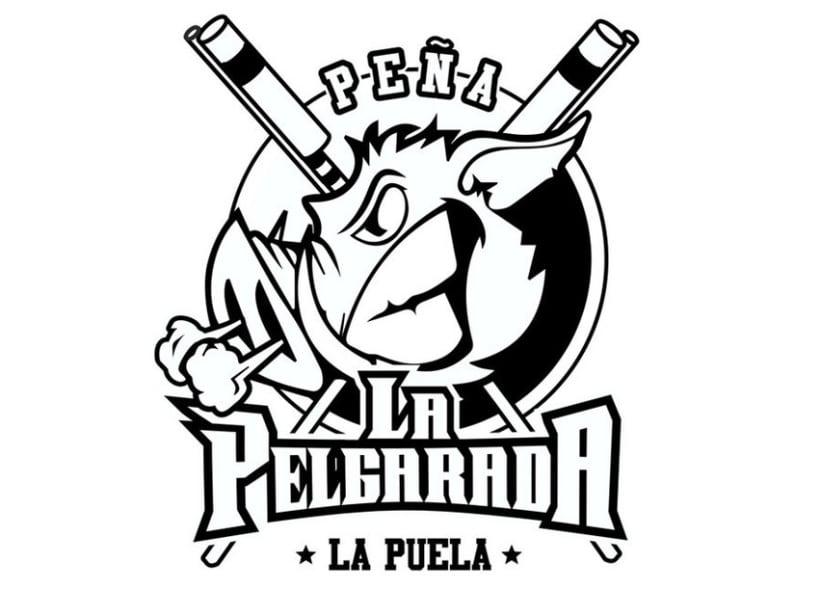 Diseño del logo estilo franquicia deporte amerciano para agrupación juvenil -1