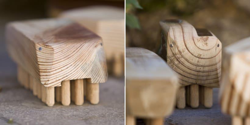 Bits · juguetes de madera recuperada 8