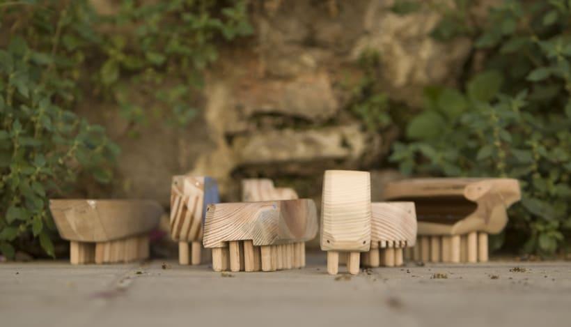 Bits · juguetes de madera recuperada 5