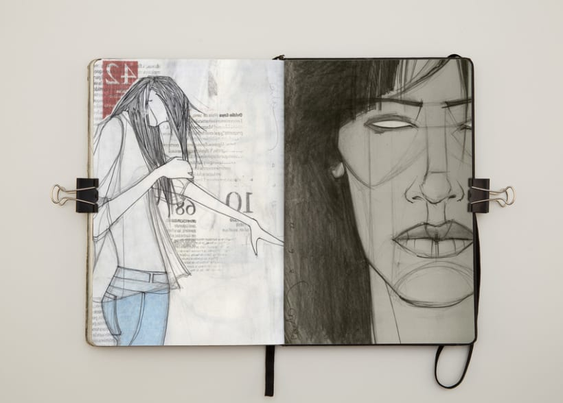 Sketchbook 2008 7