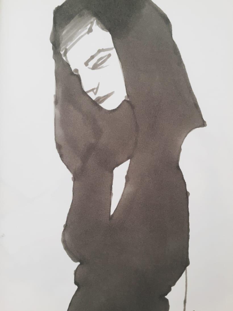 Dibujos recientes... 2