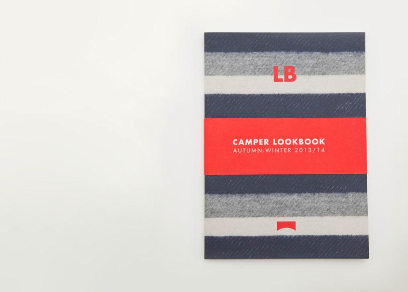 Lookbook Camper AW 2013/14 0