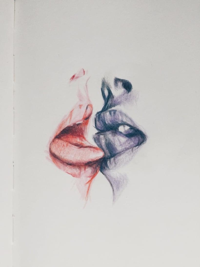 """El """"otro"""" sketchbook 1"""