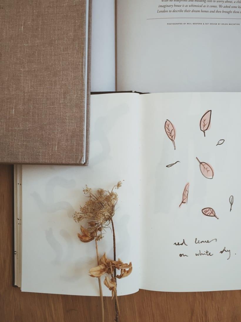 """El """"otro"""" sketchbook 4"""