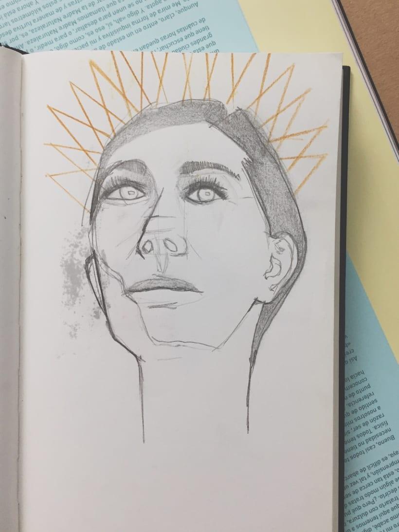 """El """"otro"""" sketchbook 6"""