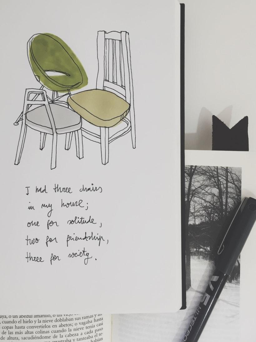 """El """"otro"""" sketchbook 3"""