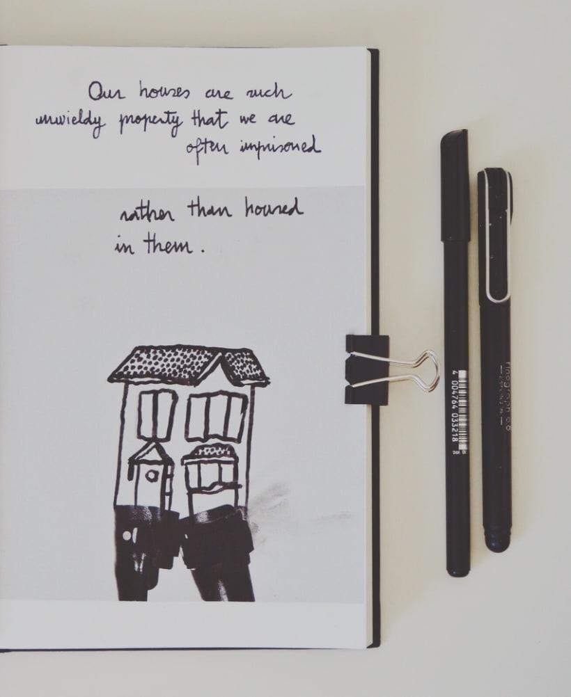 """El """"otro"""" sketchbook 12"""