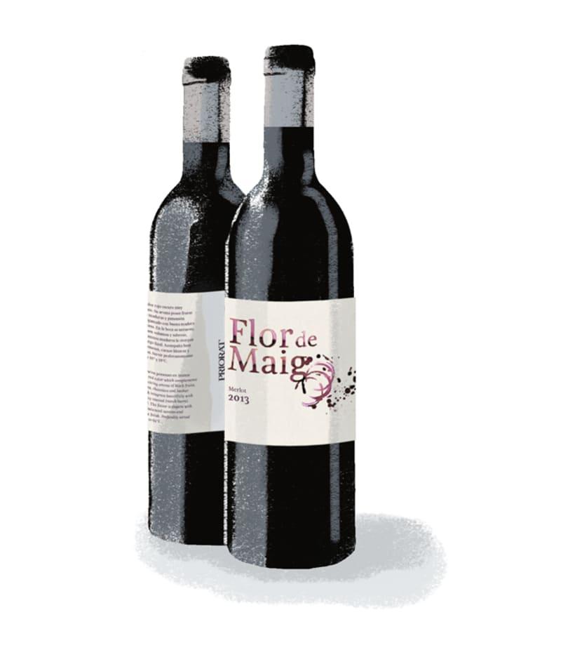 Etiqueta de vino -1