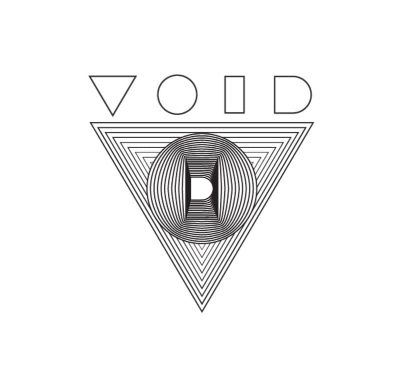Void Logo & Product Design 0