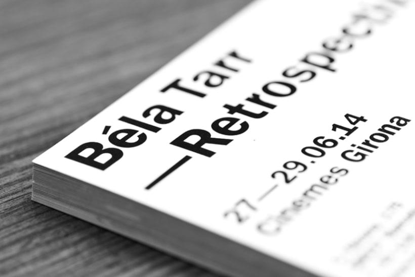 Béla Tarr — Retrospectiva 8