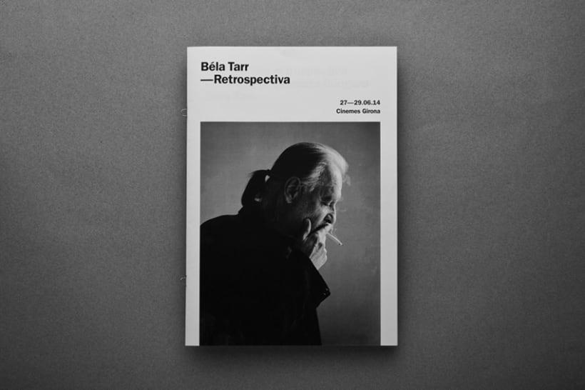 Béla Tarr — Retrospectiva 9