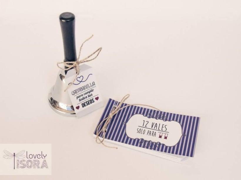 Lovely Isora. Ilustración, diseño y fotografía de producto 4
