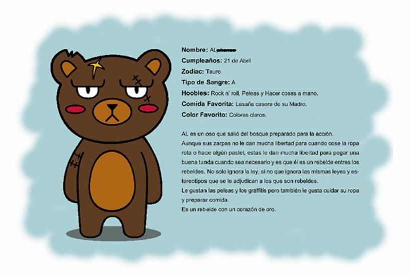 Alpha Bear (Proyecto Final) 4