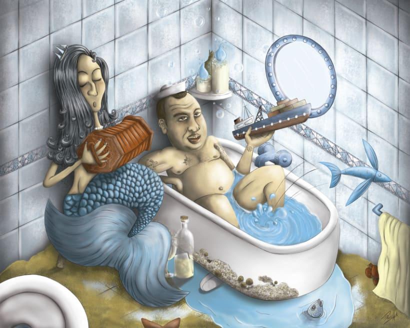 Hora del baño 0