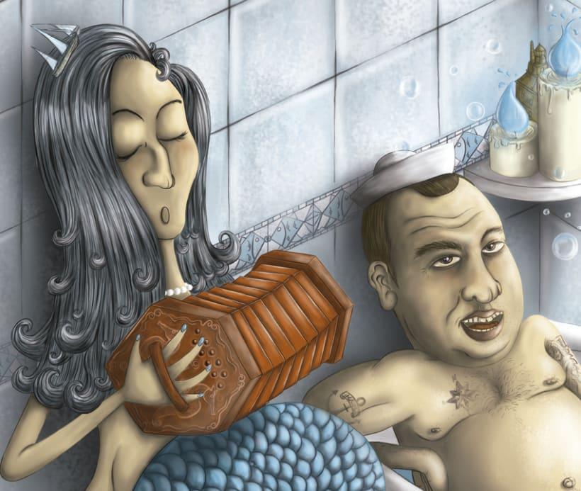 Hora del baño 1