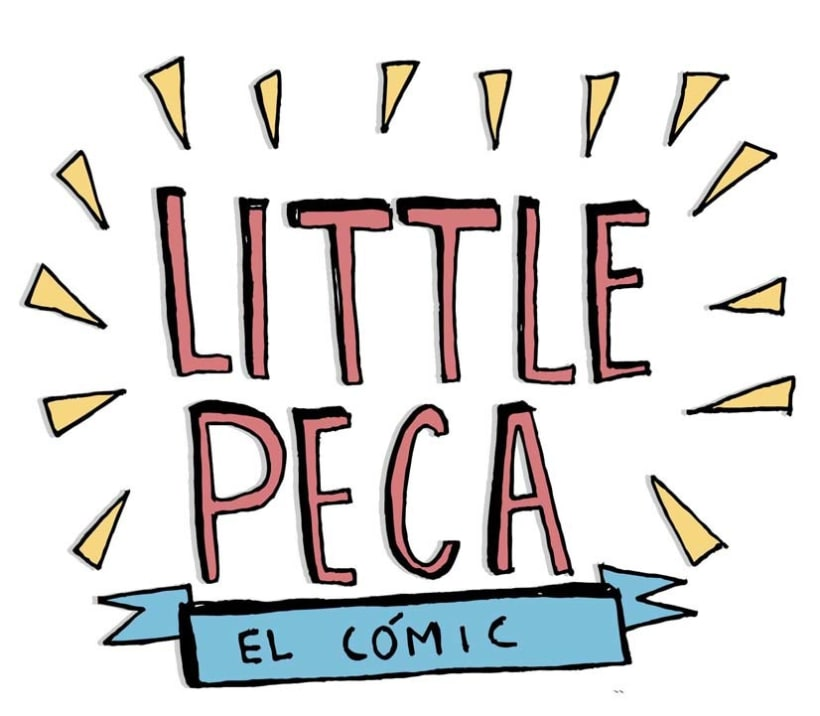 Little Peca el cómic 0