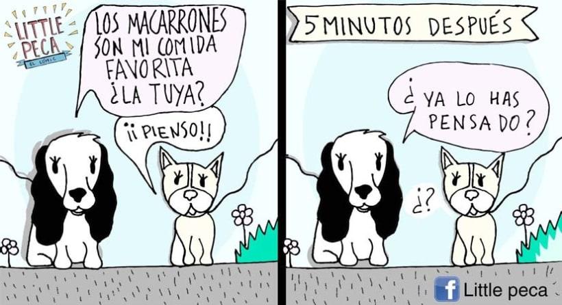 Little Peca el cómic 2