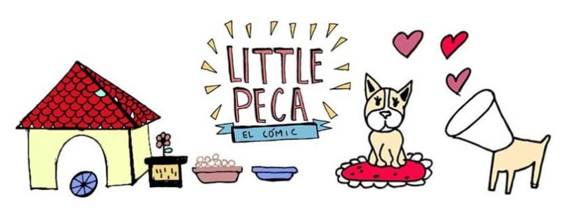Little Peca el cómic 3