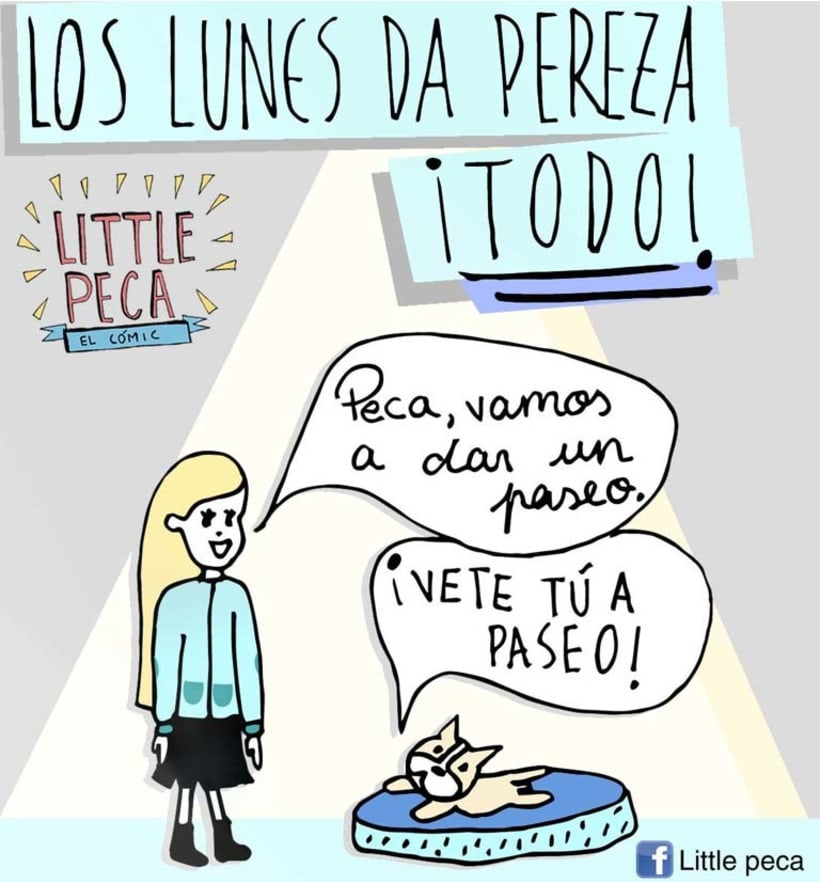 Little Peca el cómic 4